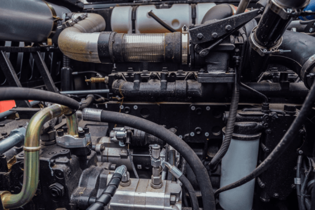 reparacion de motores de camion